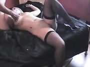 Amateur Threesome Video Mature Wife Pleasing Friend